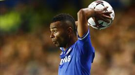 Ashley Cole veda etti