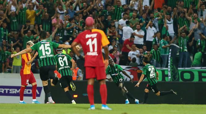 Yukatel Denizlispor - Galatasaray maçının öyküsü burada