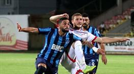 Boluspor-Adana Demirspor: 0-0 (ÖZET)
