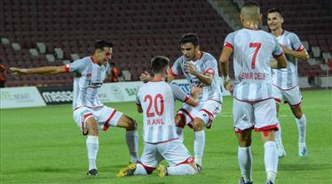Balıkesirspor - BB Erzurumspor: 2-1 (ÖZET)