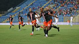 Adanaspor - Eskişehirspor: 3-2 (ÖZET)