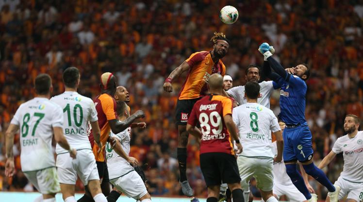 Galatasaray - Konyaspor maçının notları burada