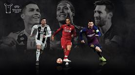 Sizce UEFA yılın futbolcusu kim seçilecek?