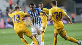 Kasımpaşa - MKE Ankaragücü: 0-1 (ÖZET)
