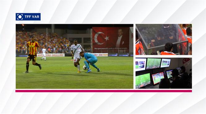 Rodallega'nın golü VAR'a takıldı