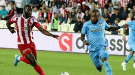 Demir Grup Sivasspor- Gazişehir: 1-1 (ÖZET)