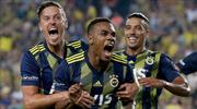 Fenerbahçe müthiş geldi, Rodrigues golle bitirdi