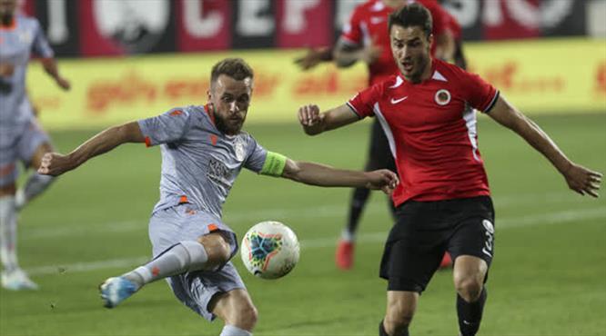 Gençlerbirliği - Medipol Başakşehir: 1-2 (ÖZET)