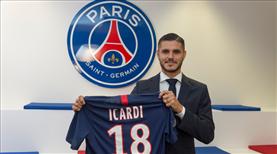 PSG'nin yeni golcüsü Icardi