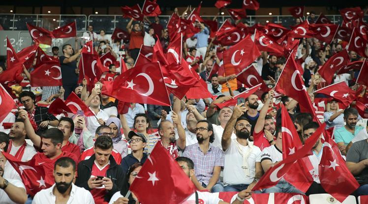 Milli Takım 5 yıl sonra İstanbul'da