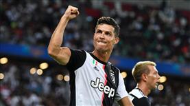 Ronaldo'dan çılgın gelir