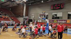 Tekerlekli Sandalye Basketbol Erkek Milli Takımı Avrupa üçüncüsü