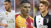Şampiyonlar Ligi transfer dosyası: Kim, kimi aldı?