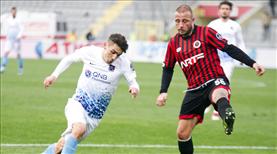 Trabzon'un konuğu Gençlerbirliği