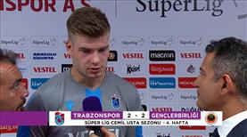 """""""Penaltıyı attım ama iki gol daha atabilirdim"""""""