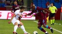 Trabzonspor - Gençlerbirliği: 2-2 (ÖZET)