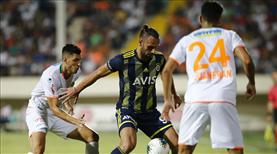 İşte A.Alanyaspor - Fenerbahçe maçının notları