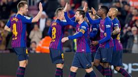Barça rekor peşinde