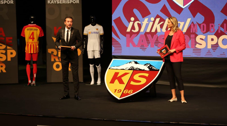 Kayseri'de 80 bin forma satışı