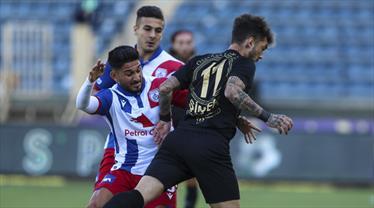 Osmanlıspor-Altınordu: 2-1 (ÖZET)