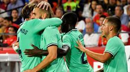 Real Madrid, PSG hezimetini unutturdu
