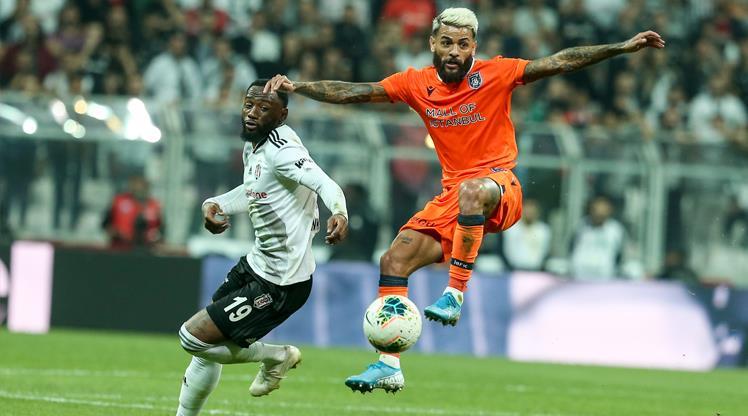Beşiktaş - Medipol Başakşehir: 1-1