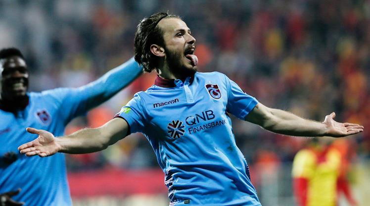 Trabzonspor'da yeni imza