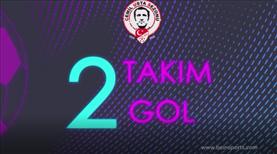 2 takım, 2 gol: Antalyaspor - Yeni Malatyaspor