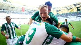 İttifak Holding Konyaspor - İstikbal Mobilya Kayserispor: 2-1 (ÖZET)
