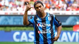 Ronaldinho müjdeyi kendi ağzından verdi!