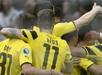 Dortmund gole boğdu: 17-0