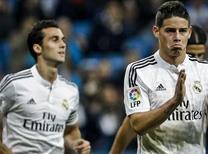 Ronaldo yoksa James var