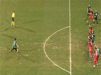 Bilal'dan Carlos'u kıskandıracak gol