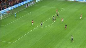 İşte Sneijder'in 2. füzesi!