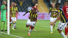 Fener Kadıköy'de siftah yaptı