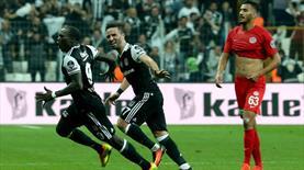 Beşiktaş-Antalyaspor maçının özeti
