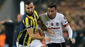 Fenerbahçe-Beşiktaş: 0-0