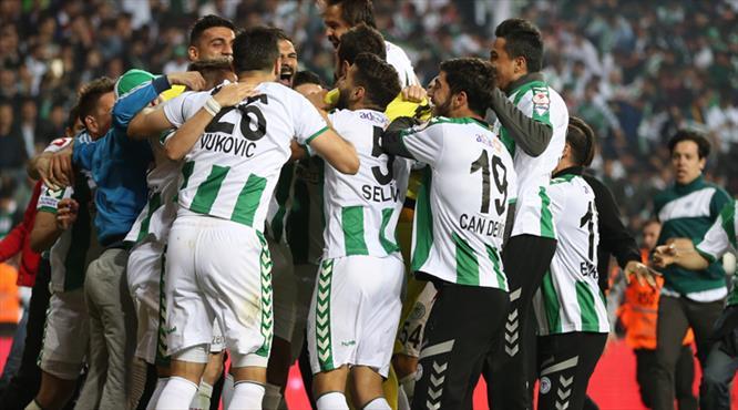 Konyaspor'un golleri (5. Bölüm)