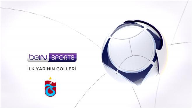 Trabzonspor'un ilk yarıda attığı goller! (1.Bölüm)