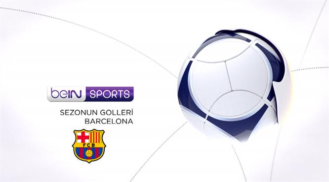 Sezonun golleri: Barcelona - 1