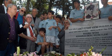 Ahmet Fetgeri anıldı