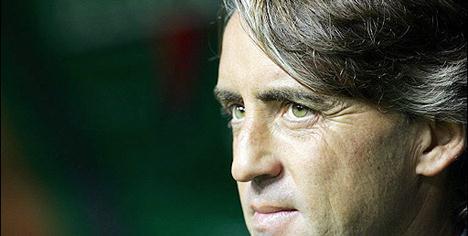 İtalya'nın en iyisi Mancini