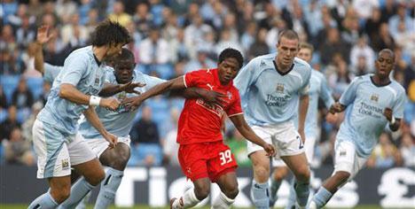 Manchester City şokta!