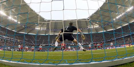 Bundesliga'da Hoffenhiem sürprizi