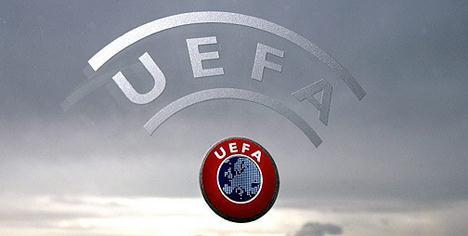 UEFA'da gecenin görünümü