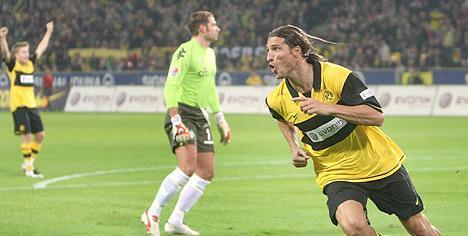 Dortmund uzatmada