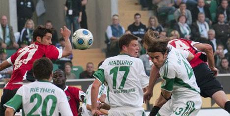 Wolfsburg dört köşe