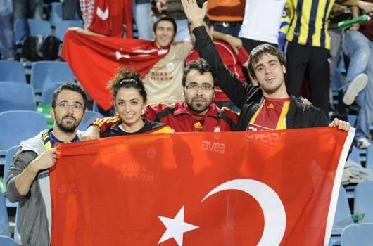 Bakü'de Türk günü!