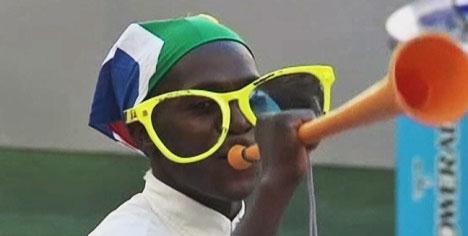 """Vuvuzela yasaklanacak"""
