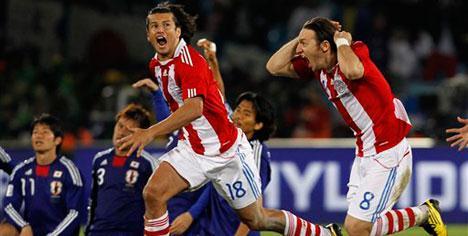 Son gülen Paraguay!